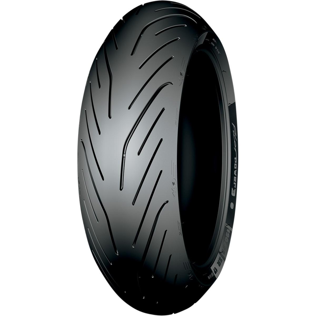 Promotion sur une sélection de pneus moto - Ex: Michelin 180/55 ZR17 Pilot Power 3