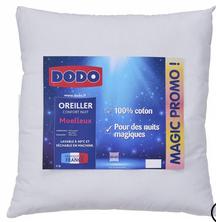 Sélection de produits Dodo en promotion - Ex : Oreiller Dodo Confort Nuit 60*60cm