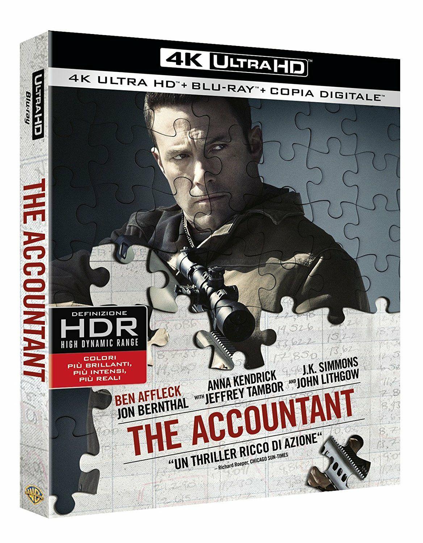 Blu-Ray Mr Wolff - 4K (vendeur tiers)