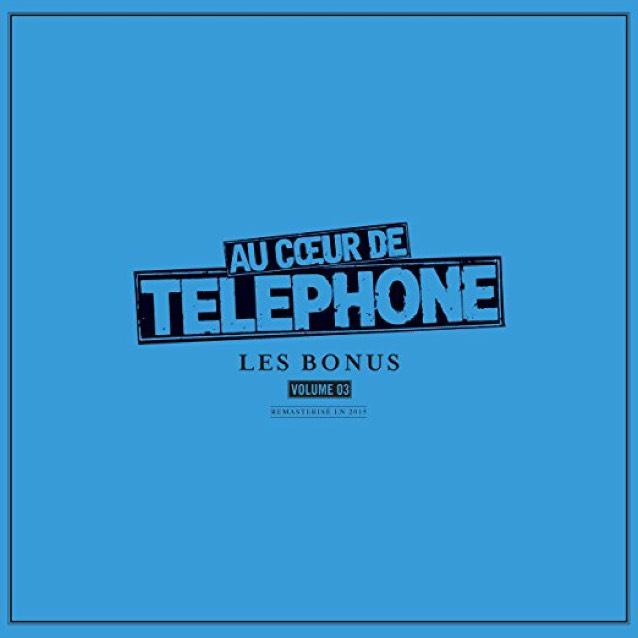 Coffret intégrale Edition limitée - Au Cœur de Telephone (11 Vinyles)