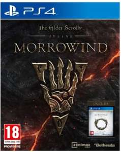 The Elder Scrolls Online : Morrowind sur PS4, Xbox One ou PC - Via Applications Mobiles