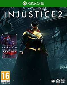 Injustice 2 sur Xbox One