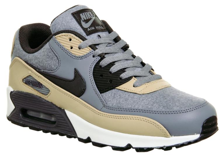 Nike Air Max 'Wool Pack' au choix Air Max 90 ou Air Max 95 (Tailles au choix) à partir de 78.9€