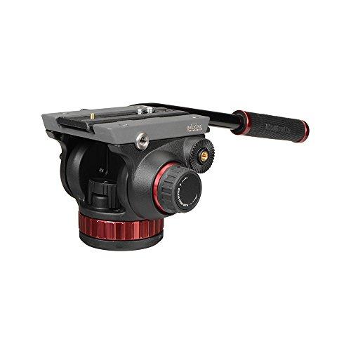 Rotule Vidéo Pro Fluide Manfrotto MVH502AH - Noir