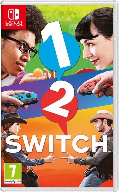 Jeu Nintendo 1-2 Switch (Dématérialisé)