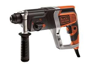 Perceuse combiné perforateur 2.4 J Black & Decker KD990KA