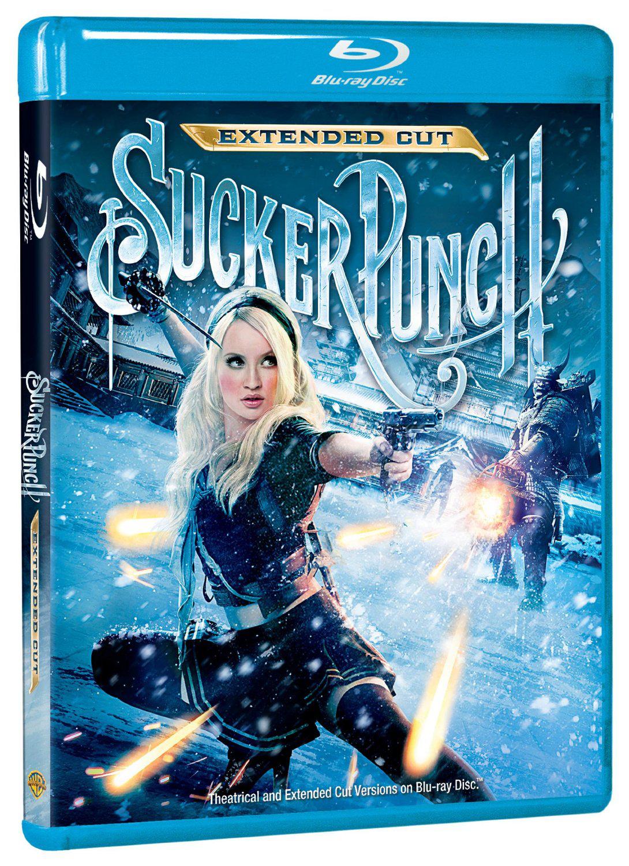Blu-ray Sucker Punch