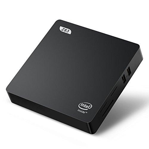 Mini-PC Bqeel Z83 II - x5-Z8350, 2 Go de RAM, 32 Go en eMMC, Bluetooth (vendeur tiers)