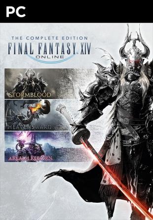 Final Fantasy XIV - Édition Complete sur PC à 19.99€ (dématérialisé)