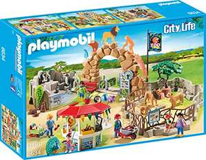 Playmobil - 6634 - Le Grand Zoo