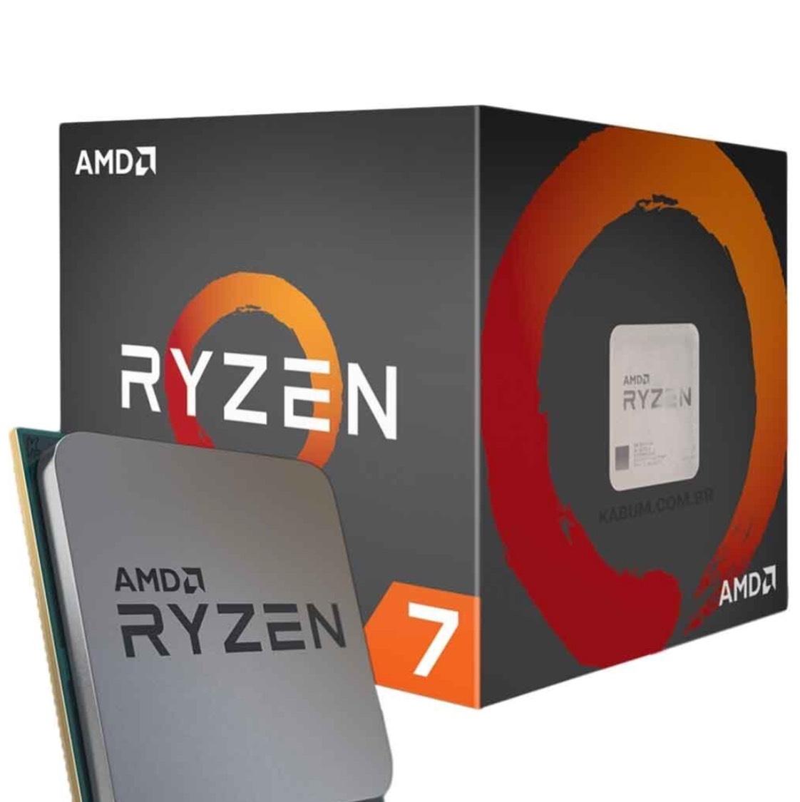 Processeur AMD Ryzen 7 1800X