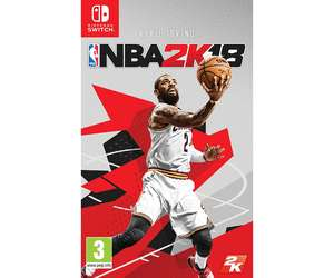 NBA 2K18 sur Switch au E.Leclerc Osny (95)