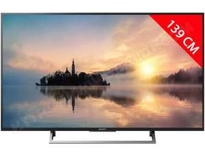 "TV 55"" Sony KD-55xe7096 - 4K UHD, LED, smart TV (via ODR de 159.8€)"
