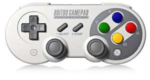 Manette bluetooth 8bitdo SF30 Pro Gamepad