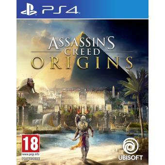 Jeu Assassin's Creed Origins sur PS4 ou Xbox One