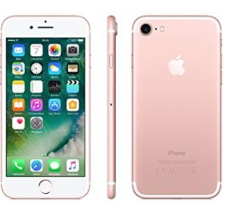 """Smartphone 4.7"""" Iphone 7 256 Go Or Rose (Vendeur tiers)"""