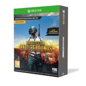 PlayerUnknown's Battlegrounds - PUBG Edition Fnac sur Xbox One