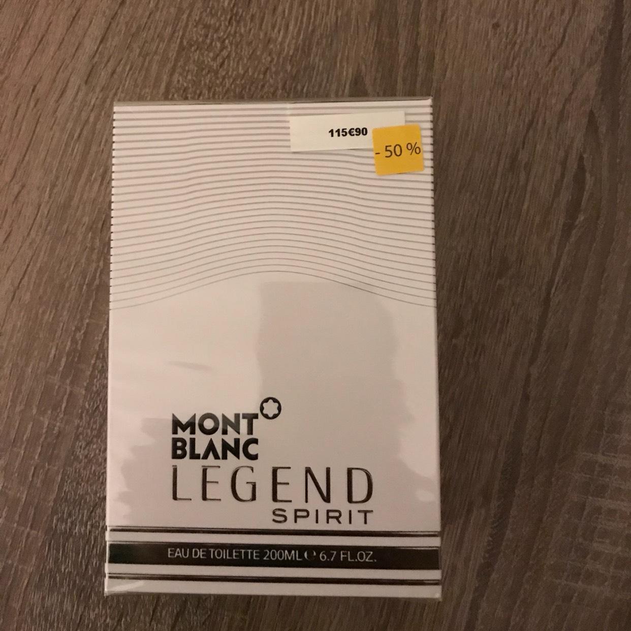 Eau de toilette Mont blanc Legend Spirit - 200Ml - Annecy (74)