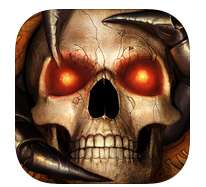 "Jeu ""Baldur's Gate II: Enhanced Edition"" sur iOS"