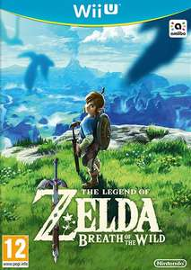 The Legend of Zelda : Breath of the Wild sur WII U - Bourgoin-Jallieu (38) Mâcon (71)