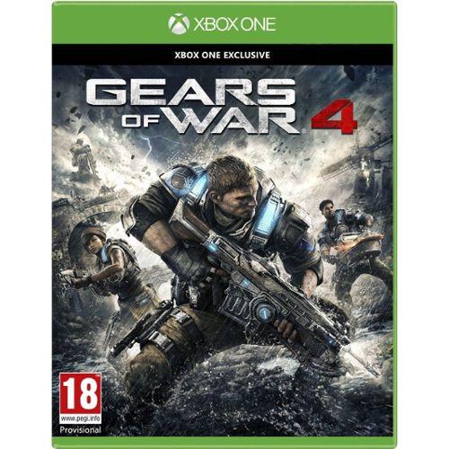 Gears Of War 4 (1,2,3,Judgement inclus) sur Xbox One - Furet du Nord Lille (59)