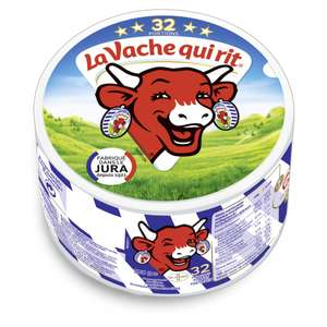 3x32 portions La Vache qui rit (via BDR)