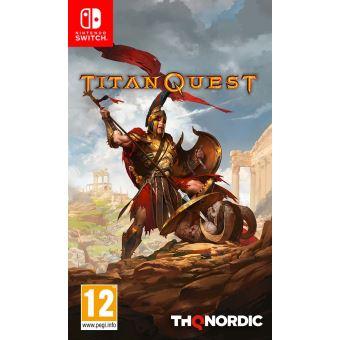 [Adhérents - pré-commande] Titan Quest sur Switch (+ 10€ sur le compte fidélité)