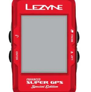 GPS Guidage VTT/Route Lezyne Super Special Edition Vélo