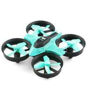 Mini Drone Quadricoptère RC FuriBee F36 (Orange ou Cyan) - 2.4GHz, 4CH, 6 Axes