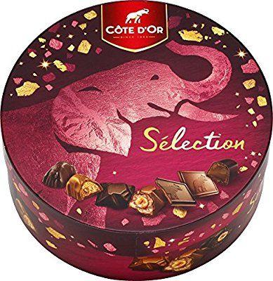 [Paniers Plus] Sélection de chocolats Côte d'Or en promotion - Ex : assortiment de chocolats Sélection - 356 g