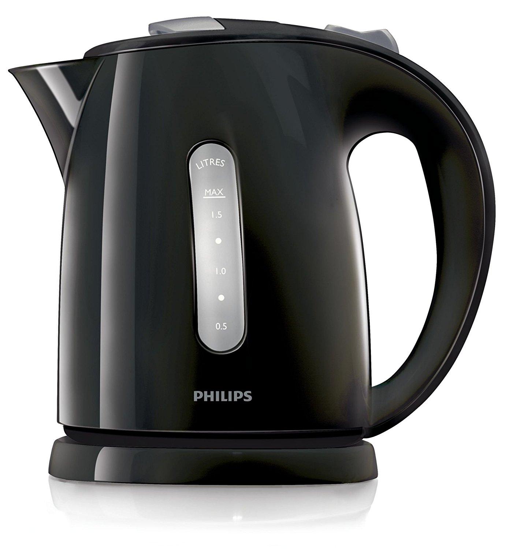 Bouilloire électrique Philips HD4646 - noir