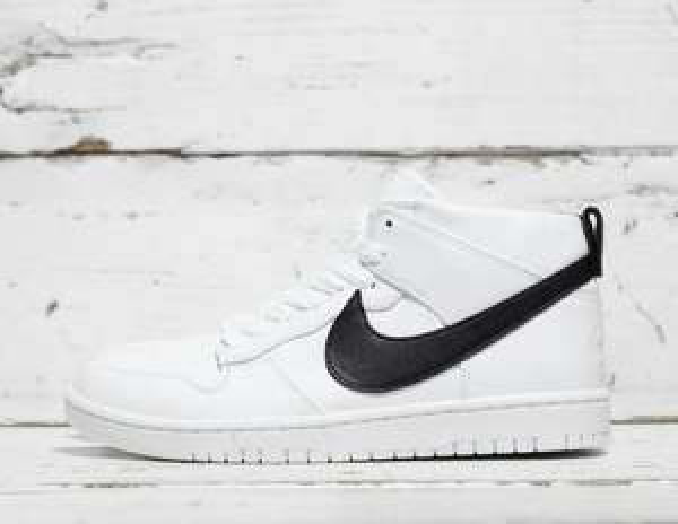 Chaussures Nike Lab x Riccardo Tisci Dunk Lux Chukka - blanc (du 42 au 46)