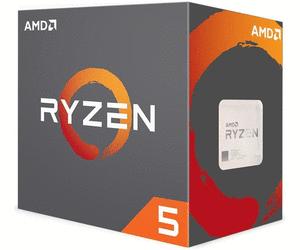 Processeur AMD Ryzen 5 1600 (3.2GHz) + Système de Refroidissement Wraith Spire Cooler (65W) + Quake Champions Pack sur PC (Dématérialisé)