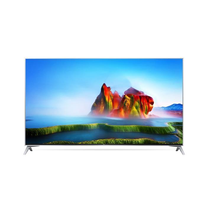 "[Cdiscount à Volonté] TV 49"" LG 49SJ810V - 4K UHD, HDR, LED IPS, smart TV (vendeur tiers)"