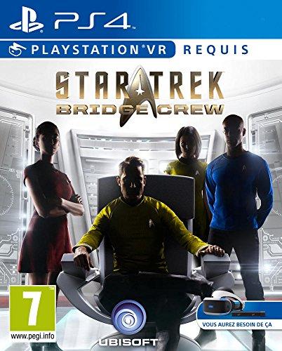 Star Trek: Bridge Crew sur PS4 (VR)