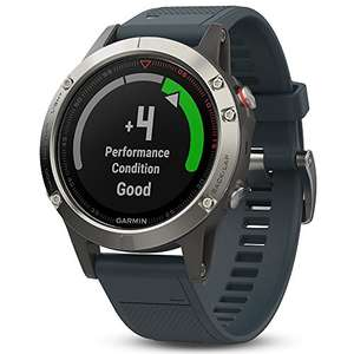 Montre GPS Garmin Fenix 5 Silver