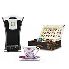 Machine à thé Nestlé Special.T + le coffret dégustation