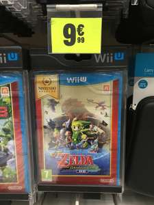 The Legend of Zelda: The Wind Waker HD sur Wii U - Cognac (16)