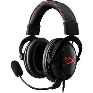 Casque gaming Kingston HyperX Cloud Core - Noir