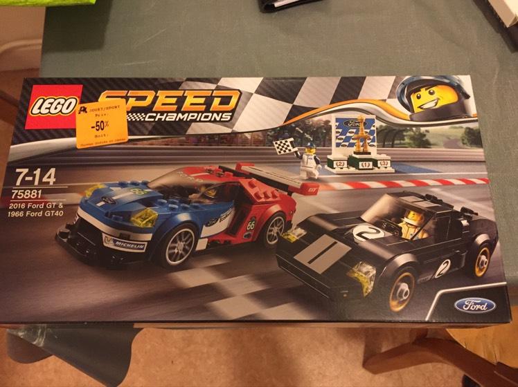 Lego Speed Champion 75881 - La Chapelle-Saint-Aubin (75)