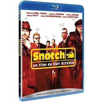 Blu-ray Snatch - Tu braques ou tu raques