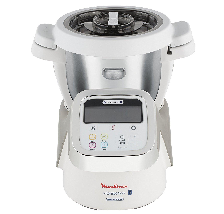 Robot de cuisine connecté Moulinex I-Companion HF9001