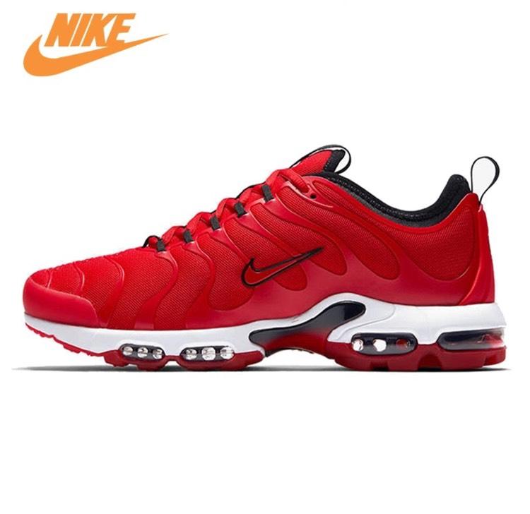 Baskets Nike Air Max Plus - Rouge (via l'application)