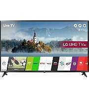 "TV 55"" LG 55UJ630V - 4K UHD, HDR, LED, Smart TV (via ODR 100€)"