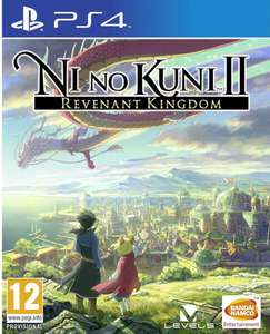 Jeu Ni No Kuni II Revenant Kingdom sur PS4