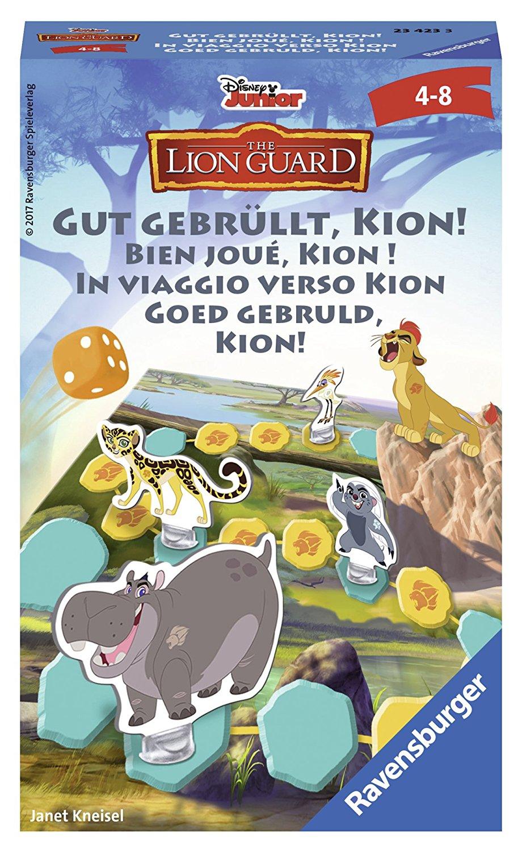 [Panier Plus] Jeu le roi lion - Ravensburger 234233