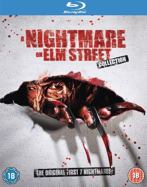 Blu-ray Freddy - L'intégrale - Pas de VF sur le 2, le 4 et le 5