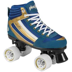 Patins à roulettes Quad Fitness Playlife Groove Powerslide (tailles 37 - 38)