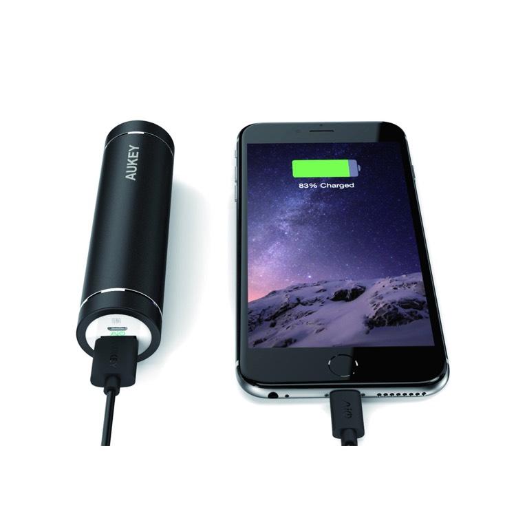 Batterie externe Aukey 5000mAh