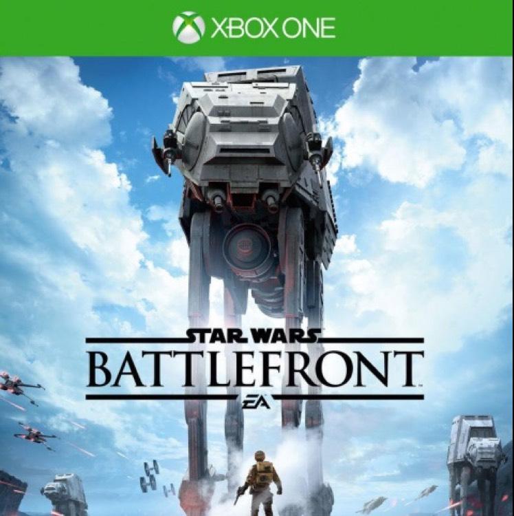 Jeu Star Wars Battlefront sur Xbox One
